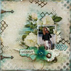 Gabriellep's Gallery: Leg Warmers **Dusty Attic & Websters Pages**