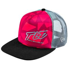 bbc1faf2098 Troy Lee Women s Edge Trucker Hat  Cutest  moto  hat  cap  beanie