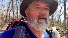 Day 9:  Big Bird's Appalachian Trail Flip-Flop 2017 - Roller Coaster part 1