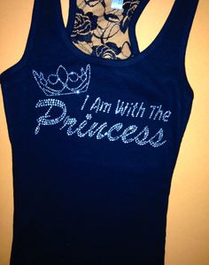 Hey, I found this really awesome Etsy listing at https://www.etsy.com/listing/176184775/i-am-with-princess-birthday-mom-shirt