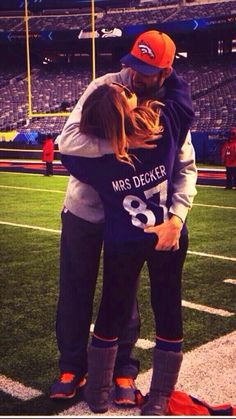 Eric and Jessie Decker  = perfection <3