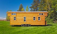 Incredible Must-see Tiny Home on Wheels (11 HQ pictures) | Tiny Homes Map