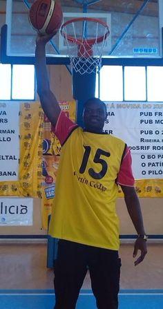 El primer fichaje del Xuven 2014/15 es el ala-pívot congoleño Charles Nkaloulou