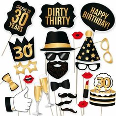 Party Booth, Party Props, Ideas Party, Party Hats, Gift Ideas, Décor Ideas, Diy Photo Booth Props, Photos Booth, Photo Backdrops