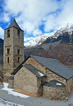 Sant Joan de Boí-Vall de Boí, Llleida Catalonia