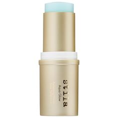 What it is:A cooling, water-based primer stick that preps skin for makeup application. What it does:Create the perfect canvas for your makeup application with this refreshing primer stick. Aqua Glow Perfecting Primer is packed with cooling ingredien