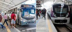 Pregopontocom Tudo: Governo do estado garante integração e tarifa única para integração de ônibus metropolitanos/Metrô com ônibus urbanos de Salvador