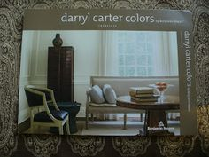 Cracking the Darryl Carter - BM Paint Code  Complete List on my blog post  Darryl Carter Benjamin Moore paint
