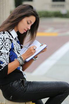 VivaLuxury - Fashion Blog by Annabelle Fleur: BAROQUE BRIGHT