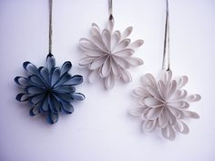 Gorgeous... sell in sets of 4 for $10 at the craft sale?