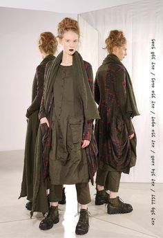 RUNDHOLZ at Walkers. We have the largest range of Rundholz Black Label, Dip and Mainline clothing available online. Cool Outfits, Fashion Outfits, Fashion Women, Bubble Skirt, Advanced Style, Clothing Labels, Handmade Clothes, Model Photos, Green Dress