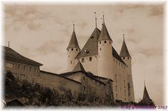 Schloss Thun Barcelona Cathedral, Travel, Vintage, Google, Picasa, Photo Illustration, Environment, Viajes, Trips