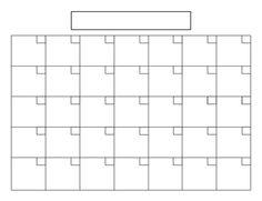 Blank calendar found at: https://www.google.com/url?sa=i&rct=j&q=&esrc=s&source=images&cd=&ved=0ahUKEwiu4rX2zIXMAhUTzmMKHa9mBXEQjxwIAw&url=http%3A%2F%2Fwww.datemplate.com%2Fpost_calendar-template-8-5-x-11_651905%2F&bvm=bv.119028448,d.cGc&psig=AFQjCNEp16LgZegxnLR50p6PTLox0RIZOw&ust=1460417339530104