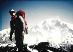 Larger than life Scott Fischer Rob Hall, Mountaineering, Climbers, Nepal, Mount Everest, Madness, Larger, Innovation, Explore