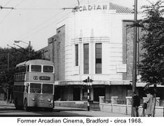 Bradford, Buses, Yorkshire, Nostalgia, Memories, History, Places, Home, Memoirs