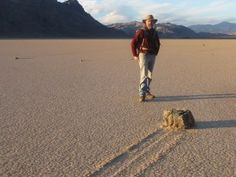 Racetrack Playa mystery in Death Valley solved - GrindTV.com