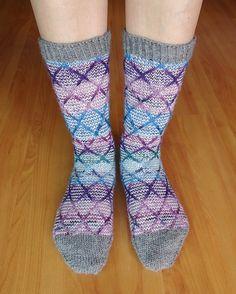 Ravelry: martassm's Leftovers socks