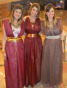 Vestidos para Festa do Purim 2015