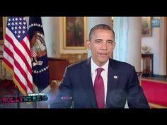 Barack Obama Sings Justin Bieber's Boyfriend