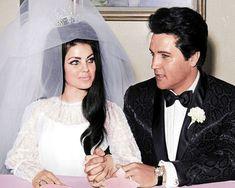 The Wedding - Elvis and Priscilla - EIN Spotlight by Marty Lacker - Elvis Information Network