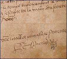A copy of a letter written by Anne Boleyn to Henry VIII on 6 May 🌹 Tudor History, British History, Elizabeth Woodville, Elizabethan Era, Tudor Dynasty, Uk Magazines, King Henry Viii, Plantagenet, English Royalty