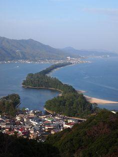Kyoto Prefecture, Miyazu Bay, Amanohashidate...