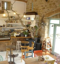 Bivouac in North Yorkshire, England: quirky shacks and yurts, complete with a café serving homespun fare. i-escape.com