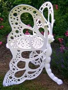 Erfly Garden Chair I Love This