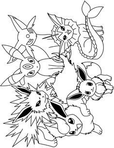 Eevee Pokemon Coloring Page. Eevee Pokemon Coloring Page. Cute Eevee Pokemon Coloring Pages Pokemon Coloring Pages Fox Coloring Page, My Little Pony Coloring, Cute Coloring Pages, Cartoon Coloring Pages, Animal Coloring Pages, Coloring Pages To Print, Printable Coloring Pages, Coloring Books, Elsa Coloring
