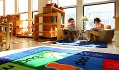 montessori classrooms with picture window - Google Search