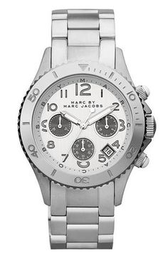 Marc By Marc Jacobs 'rock' Chronograph Bracelet Watch | Nordstrom