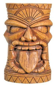 Tiki Faces, Candle Picture, Tiki Head, Tiki Statues, Tiki Mask, Pub Signs, Beautiful Candles, Votive Candle Holders, Tropical Decor