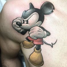 Image result for boxing mickey mouse