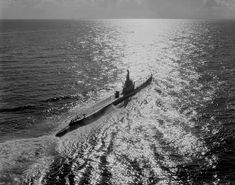 SUB ~ USS Barb (SS-220) off Pearl Harbor 1945 ~ BFD