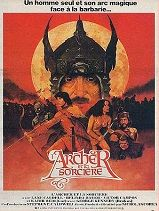 """Der Zauberbogen (1981) $19.99; aka's: The Archer: Fugitive From The Empire/The Archer And The Sorceress; Lane Caudell stars as a prince on a faraway planet who has been accused of killing his father. The murder was actually committed by the king's nephew and an evil warrior, but the Prince can prove this only if he goes on a quest to find the wizard Lazar-Sa. Also stars Belinda Bauer and Victor Campos. Also with George Kennedy and Marc Alaimo (aka: Gul Dukat in """"Star Trek: Deep Space Nine"""")."""