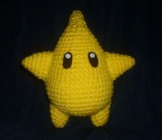First project...when I learn how to crochet.