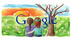 Doodle 4 Google: 'Friendship' - LA Times