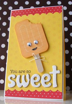 So Sweet by Lucy Abrams, via Flickr - everything looks cuter with googly eyes!
