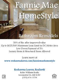 Learn Why Renovation Lending Is Important In Todays Real Estate Market What Is A Fannie