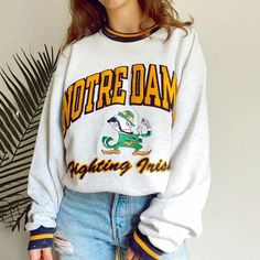 Young And Casual Letter Printed Sweatshirts – aromiya Basic Shorts, Casual Shorts, Retro Sweatshirts, Printed Sweatshirts, Vintage Moon, Monogram T Shirts, Vintage Monogram, Printed Shorts, Graphic Sweatshirt