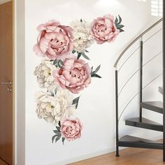 Wall Stickers Romantic, Removable Wall Stickers, Wall Stickers Murals, Vinyl Wall Decals, Vinyl Art, Vinyl Room, Window Stickers, Sticker Art, Wall Decals For Bedroom