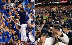 Baseball Travel Matchup: Kansas City vs. San Francisco. #WorldSeries