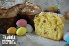 COLOMBA CON LIEVITO MADRE fragolaelettrica.com Le ricette di Ennio Zaccariello #Ricetta
