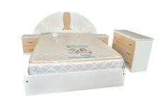 Dormitorio laqueado