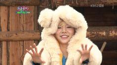 [CAP] 120331 청춘불패2 써니 2-4 #Sunny #Soonkyu #SNSD