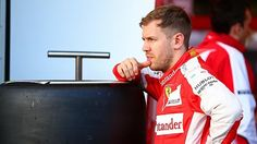 """#AustralianGP #SebastianVettel FOUR-time world champion Sebastian Vettel says he has a """"lot to prove"""" now that he has joined the most popular team in Formula One. As Vettel prepares to make his first appearance for Ferrari at this weekend's Australian Grand Prix at Albert Park, the German admitted it was going to be """"difficult"""" for for his new team to chase down Mercedes this year. The 27-year-old won his four world championships at Red Bul"""
