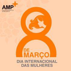 Parabéns, mulheres! Que sua força e dedicação tragam sempre novas conquistas! ❤️ #AmpMax #DiaDaMulher #8M