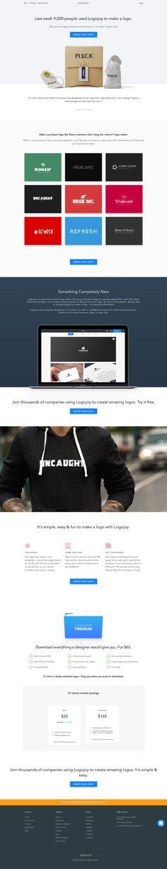 Logojoy | Make a Logo Design Online