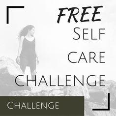 Free self care challenge - Jane Travis