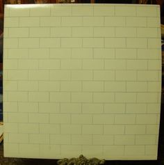 #6168 PINK FLOYD THE WALL ALBUM #HardRock